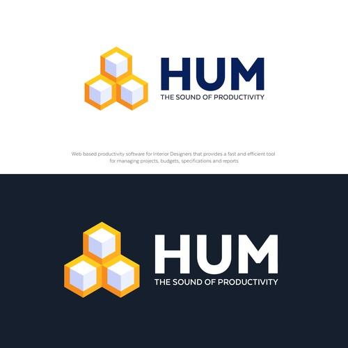 Logo for HUM