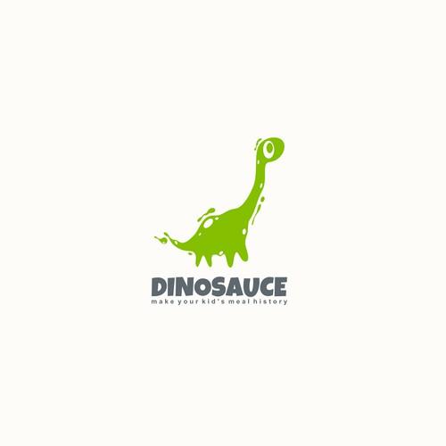 logo for DINOSAUCE