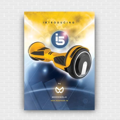 Flyer Design for MoonWalk