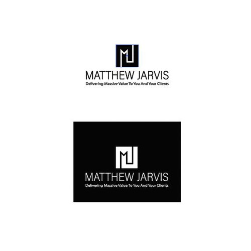 Brand unique logo