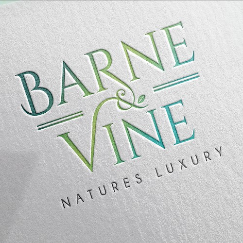 Beauty and Spa product branding