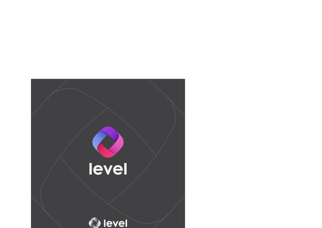 Financial reform company, Level, needs an inspiring and welcoming logo.