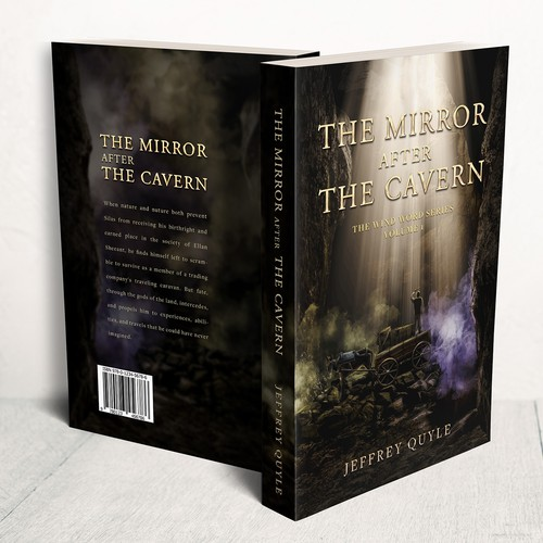 The mirror after the cavern book cover