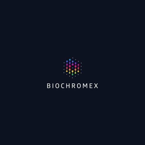 A Modern, Professional Logo for Biochromex