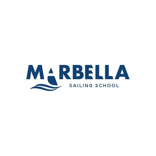 Logo for Marbella Sailing School