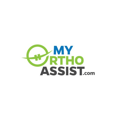 Fresh Logo Design For My Ortho Assist