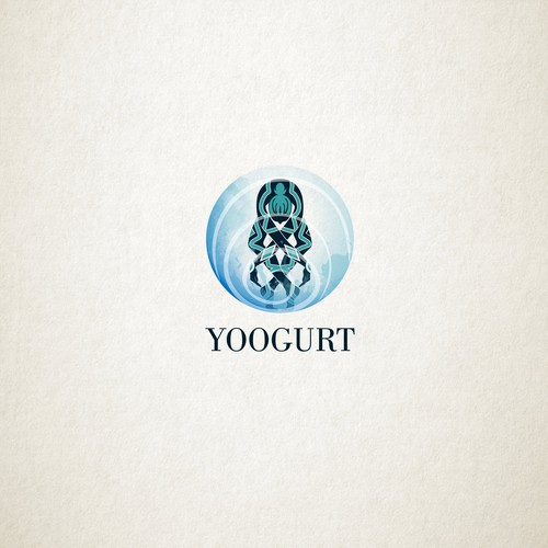 Yoogurt Logo Design