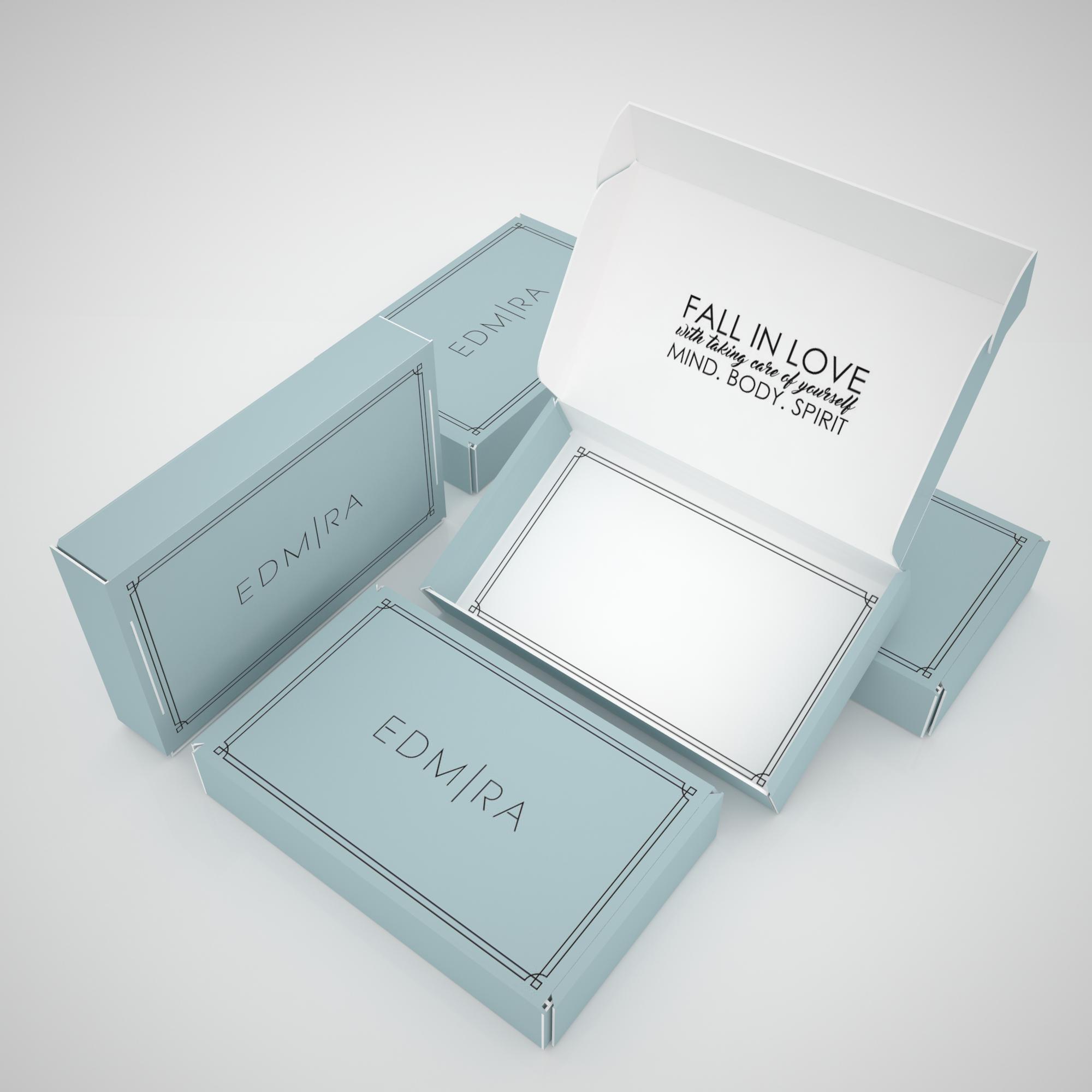 Change colours on box