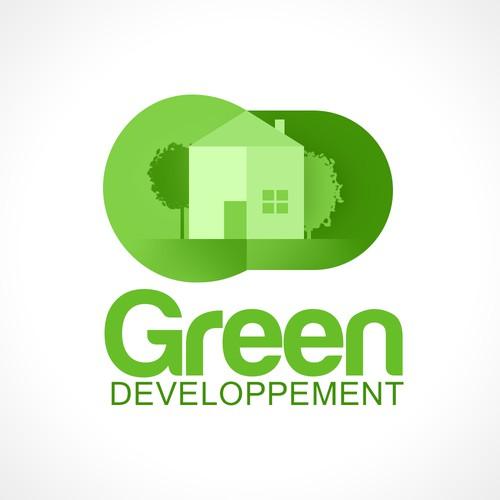 Aidez GREEN Developpement avec un nouveau design de logo