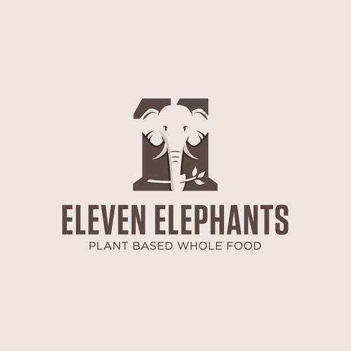 ELEVEN ELEPHANTS