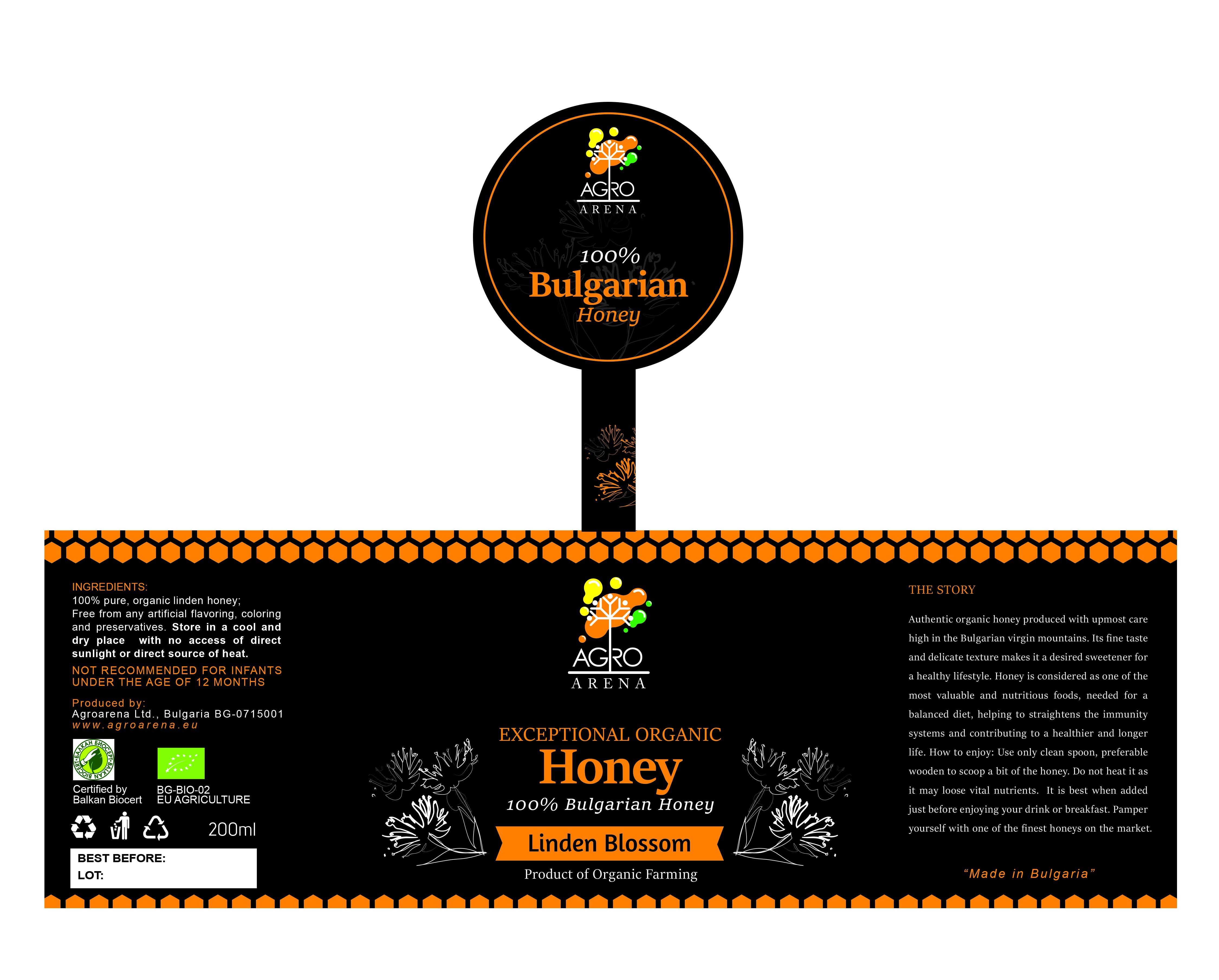 Organic Honey Design