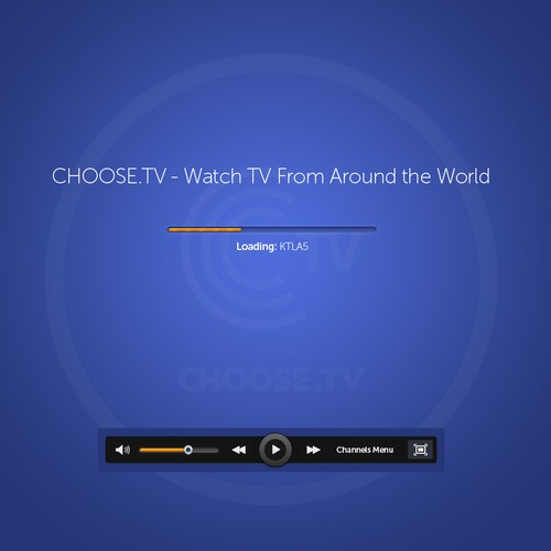 Choose.tv project
