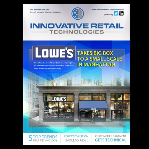 Retail Technologies Magazine
