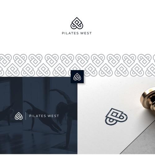 Pilates Logo Design