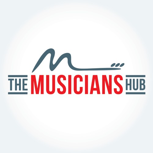 The Musicians Hub needs a new logo