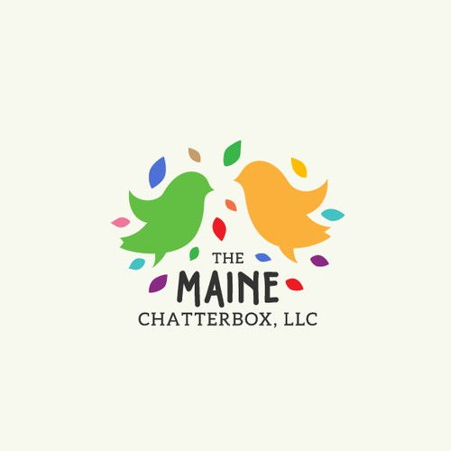 Logo for The Maine Chatterbox