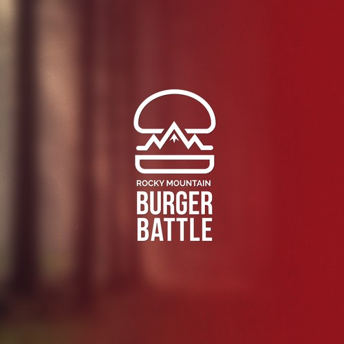 Help Rocky Mountain Burger Battle with a new logo