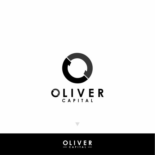 iconic logo for oliver capital
