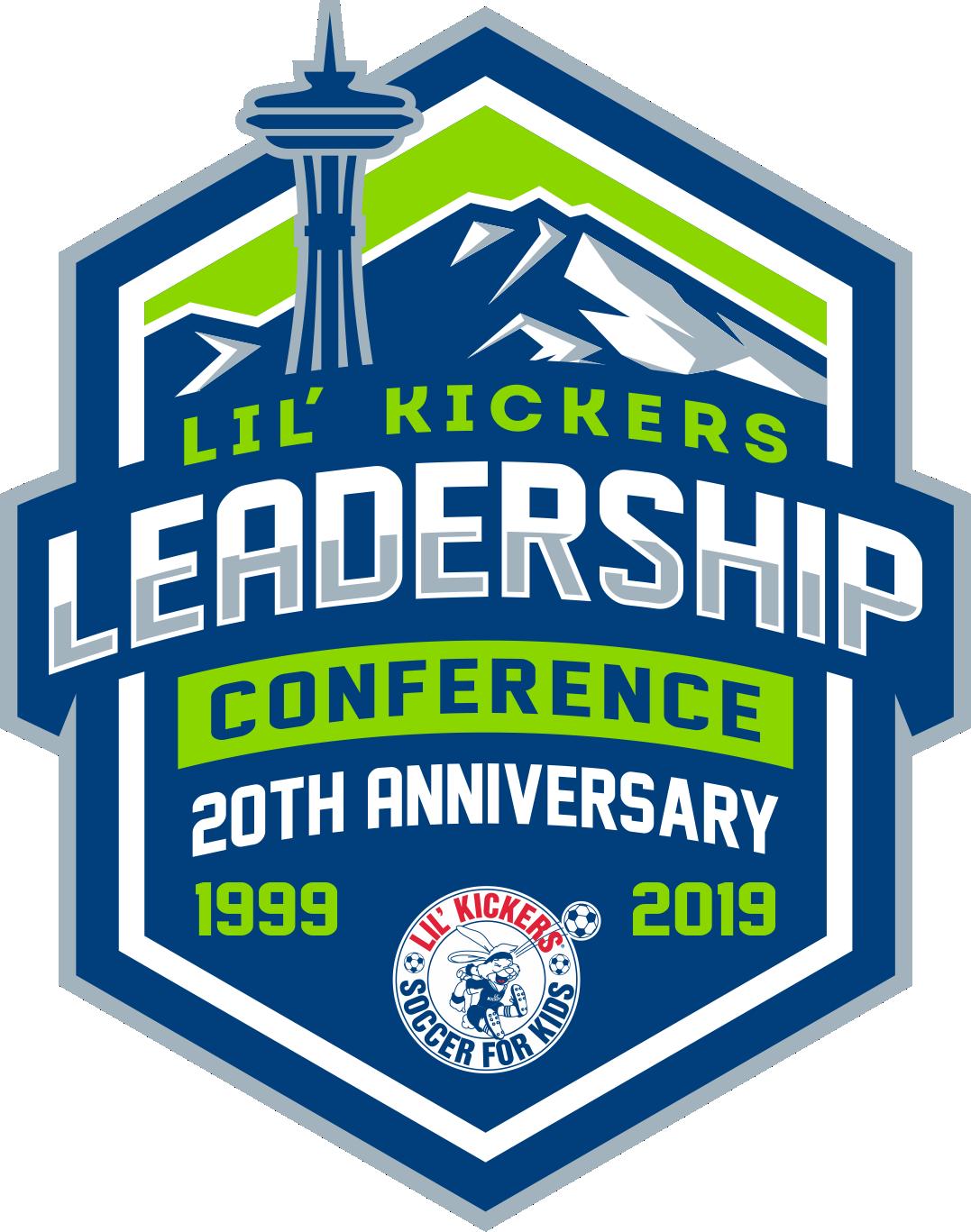 Lil' Kickers 20th Anniversary Logo