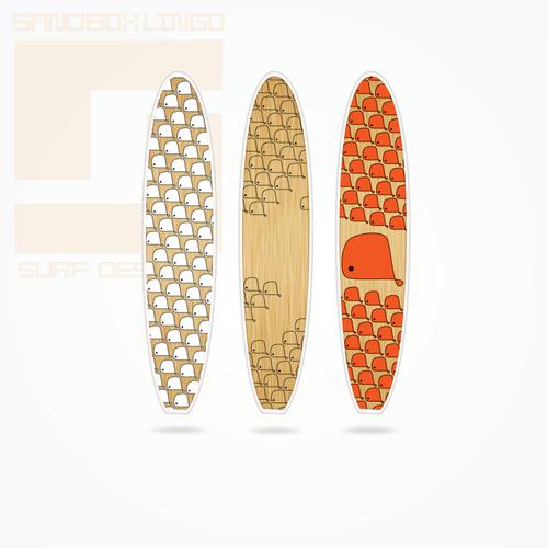 Paddle Board designs