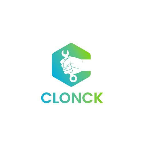 Logo for Clonck