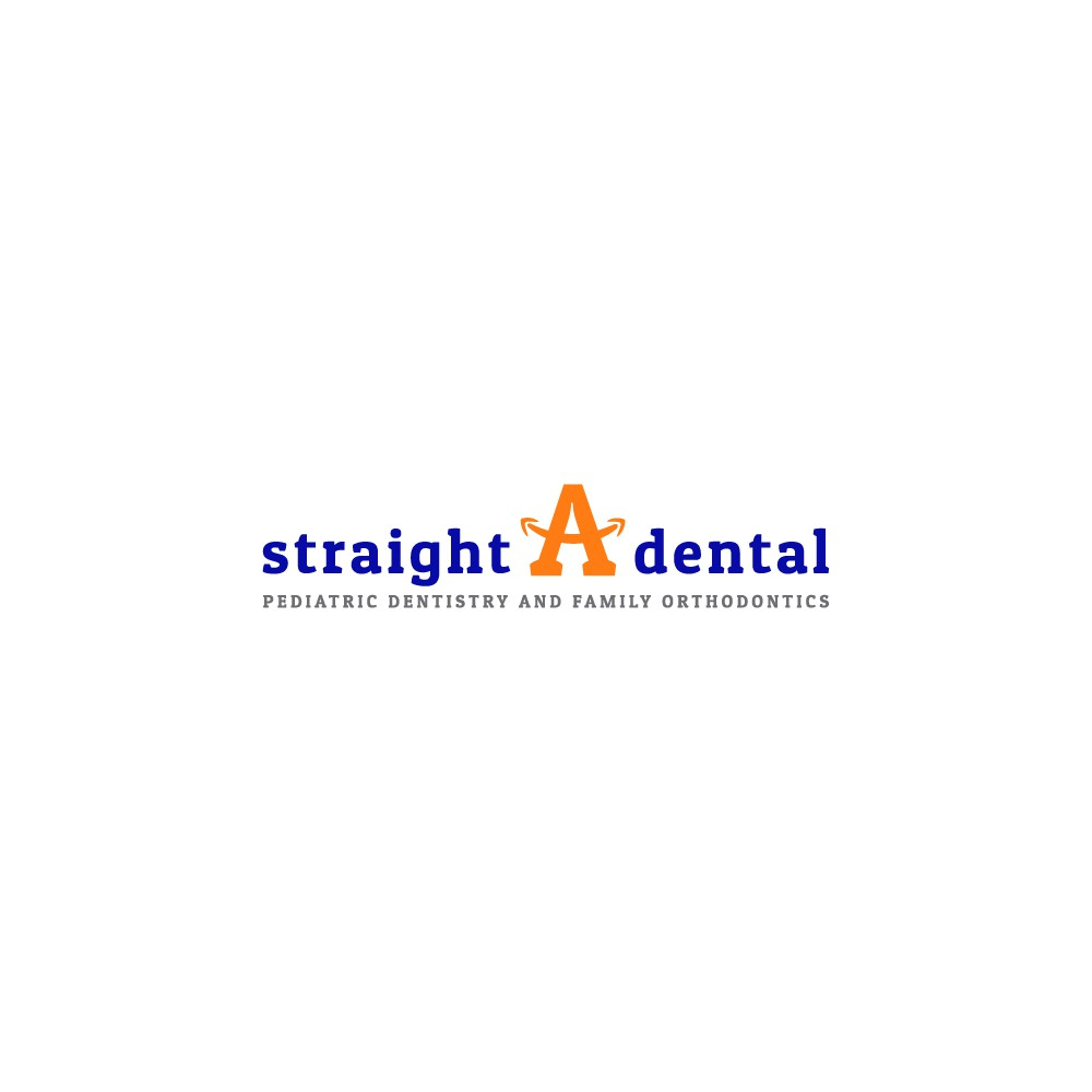 Straight A Dental needs a memorable simple design!