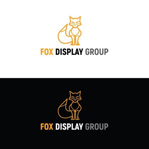 Illustration for an online Signage and Display seller.