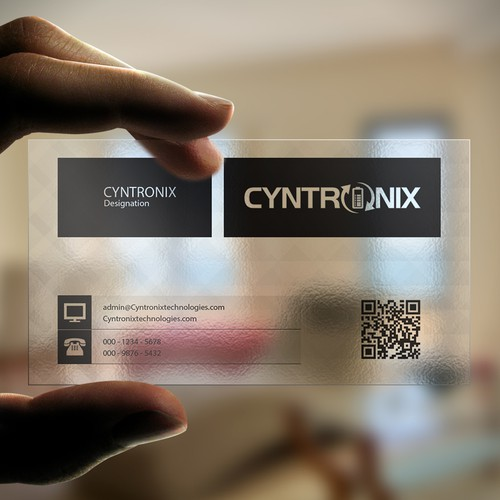 Create a business card and insert to capture customers and positive product feedback.
