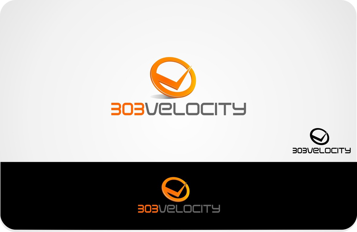 Create the best logo for 303 Velocity