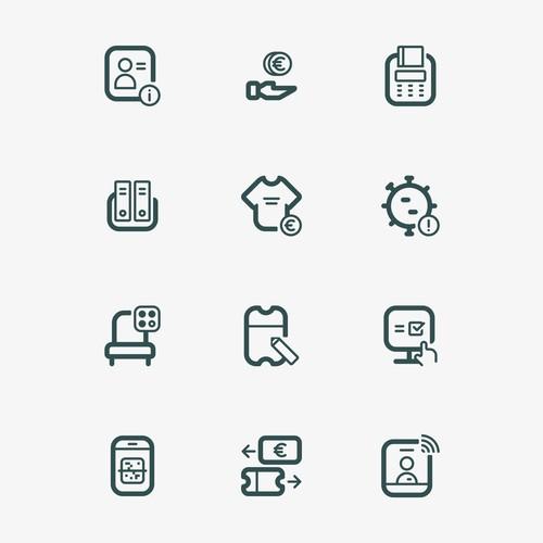 Icons - Ticketspot