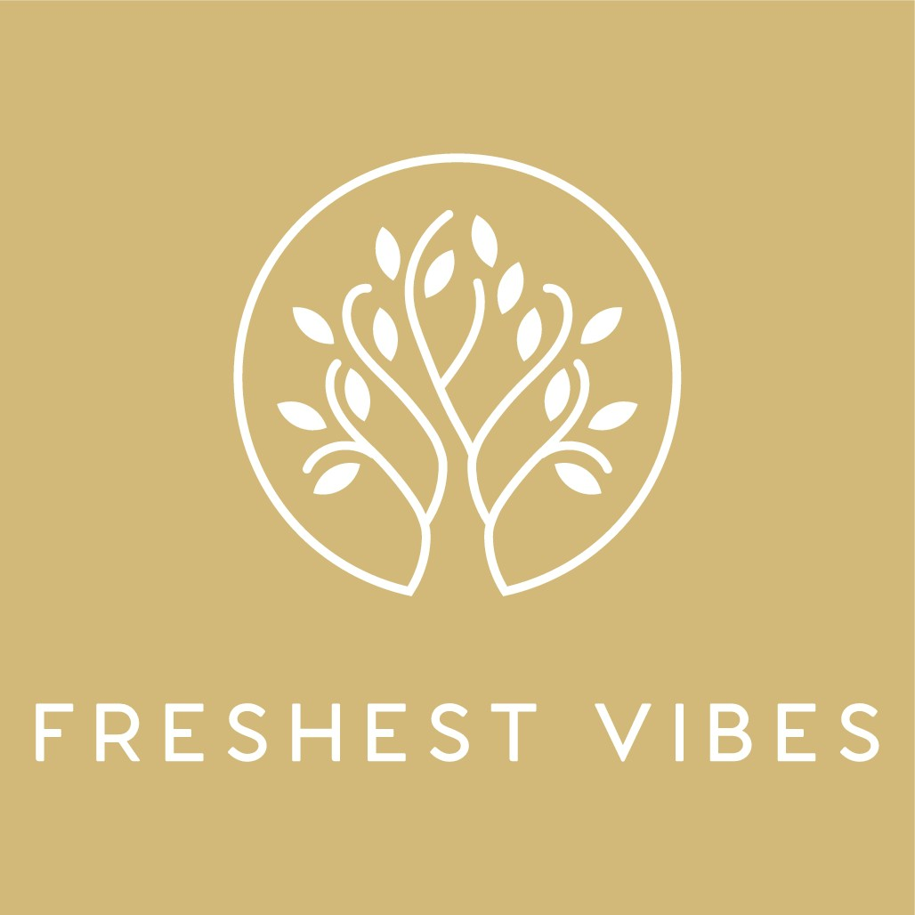 Design a Modern Candle Logo for Freshest Vibes Candles