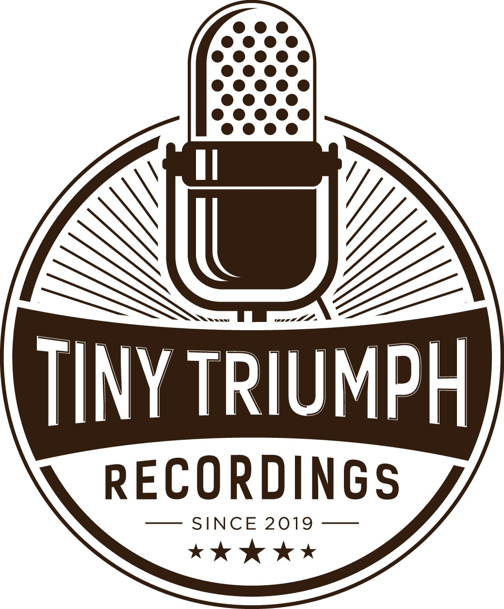 Design the logo for a brand new vocal recording studio