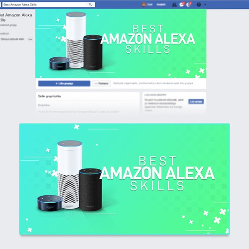 Facebook Group Page Cover