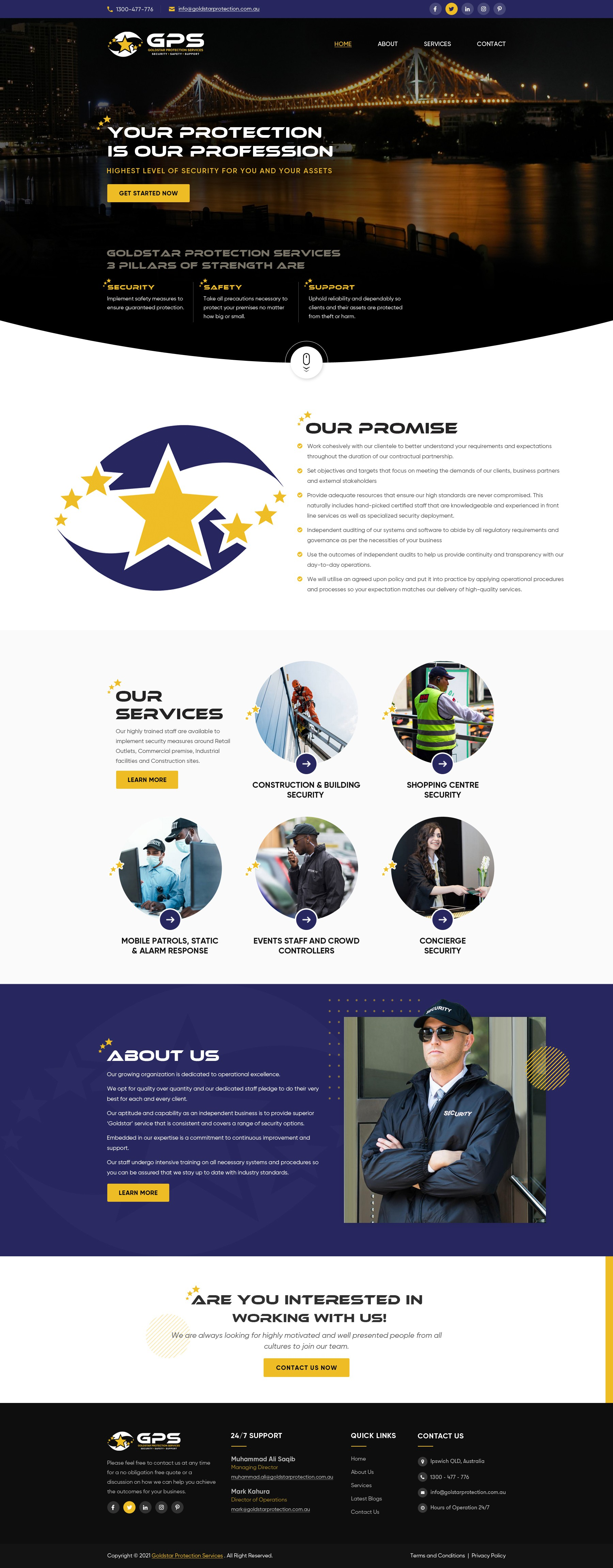 Powerful and Professional for Security of all your assests