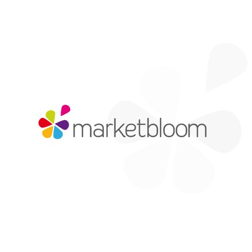 Create the next logo for MarketBloom