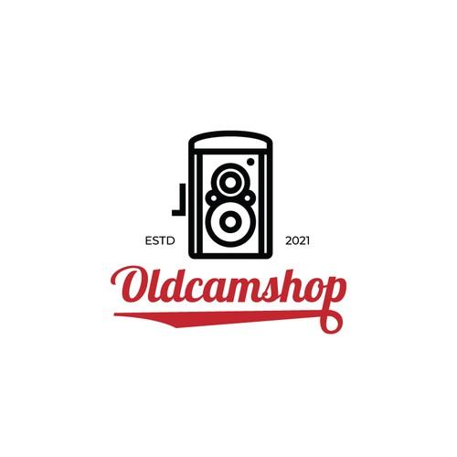 Logo concept for camera retailer