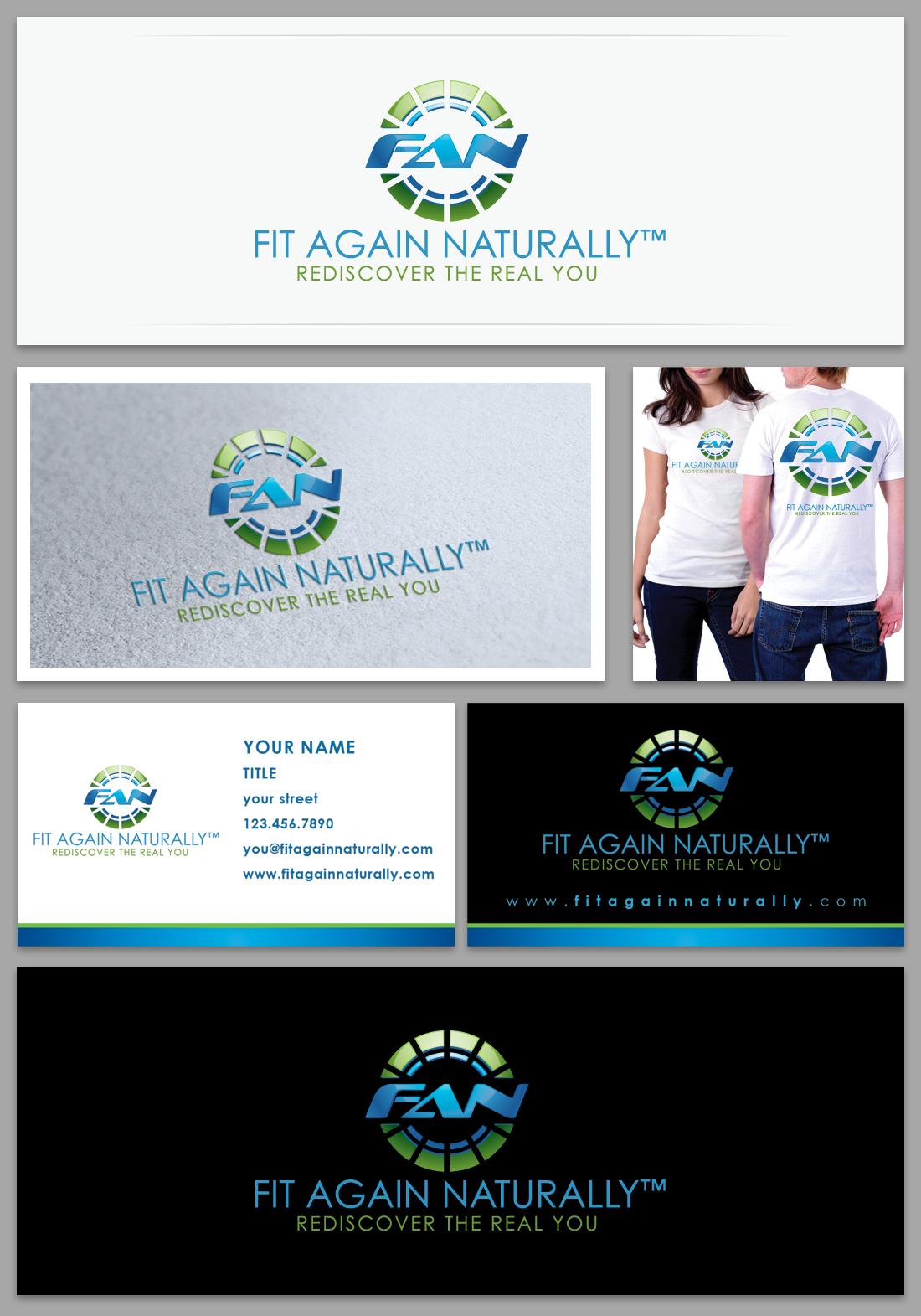 Logo for Fitness/Wellness Company