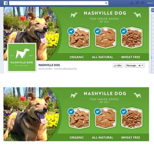 Nashville Dog Company seeks Facebook page