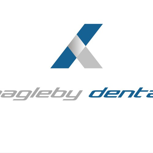 Design a fresh and stylish logo for a new dental office