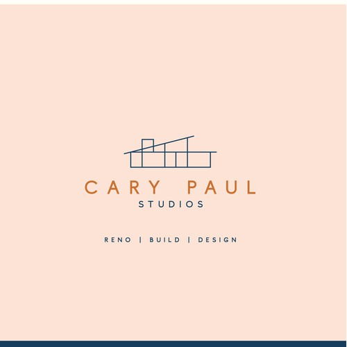 Brand Identity Concept for Cary Paul Studios