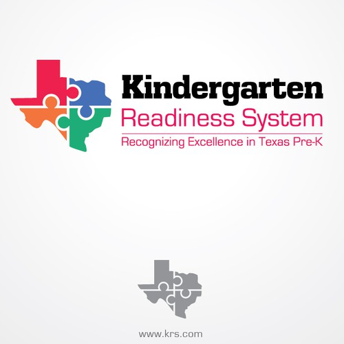 Texas Kindergarten Readiness System needs a new logo