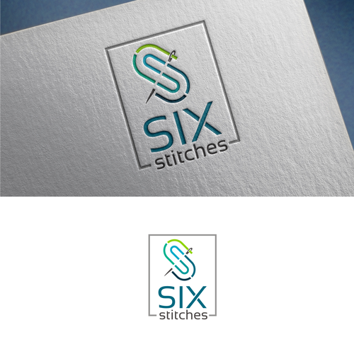 SIX stitches LOGO