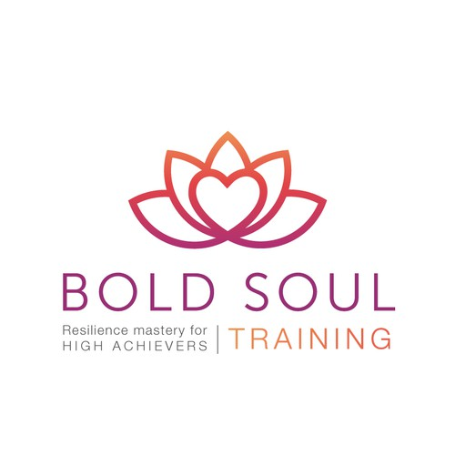 Logo design for a spiritual teacher