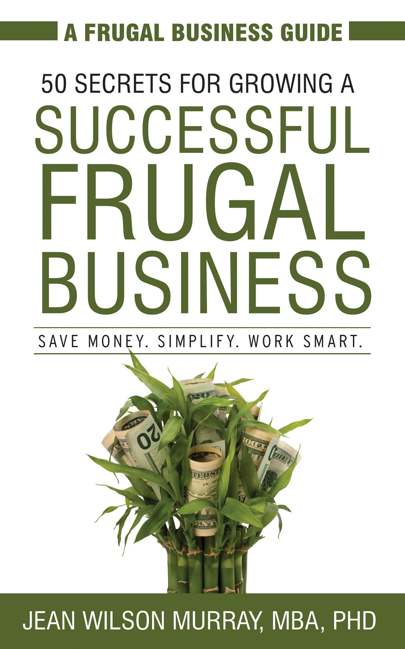 """E-book Cover Design for """"Business Secrets"""" Book"""