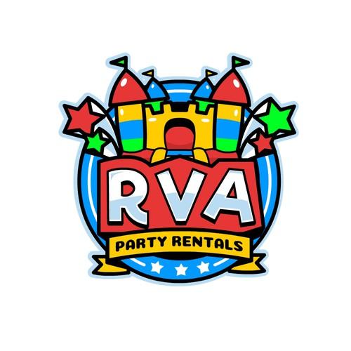 Bold and Fun Logo for RVA