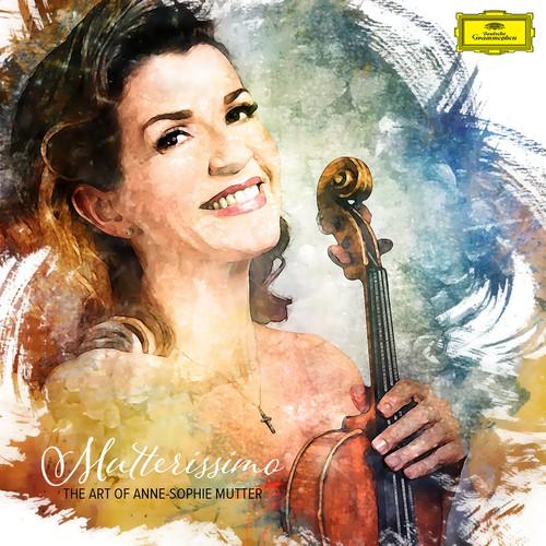 CD Cover Design for a contemporary violinist