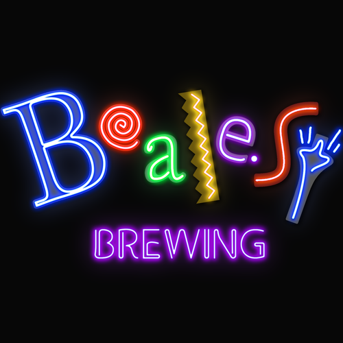 Beale St Neon Logo
