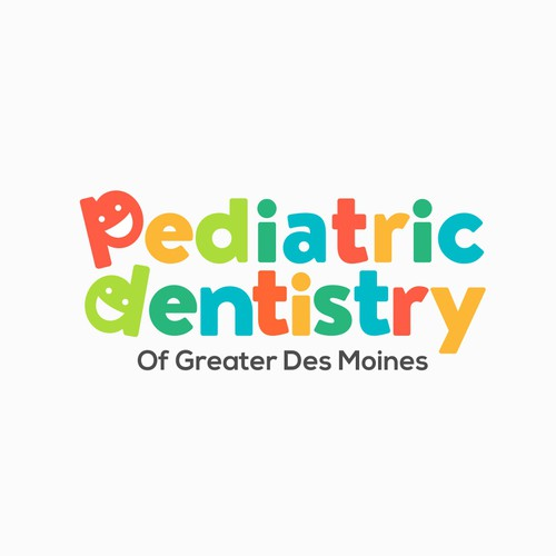 Logo Wordmark for Pediatric Dentistry