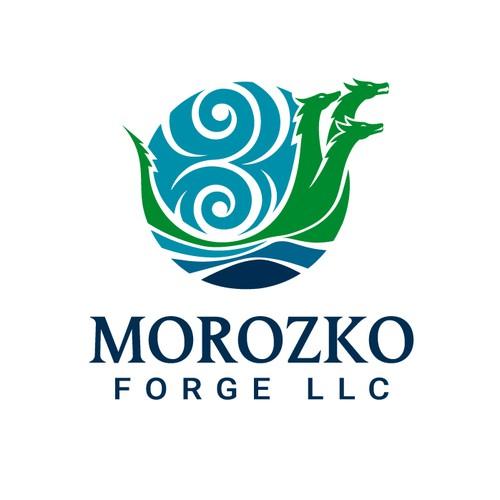 Morozko Forge Antifragility Hyrda Curve Ice Bath Logo