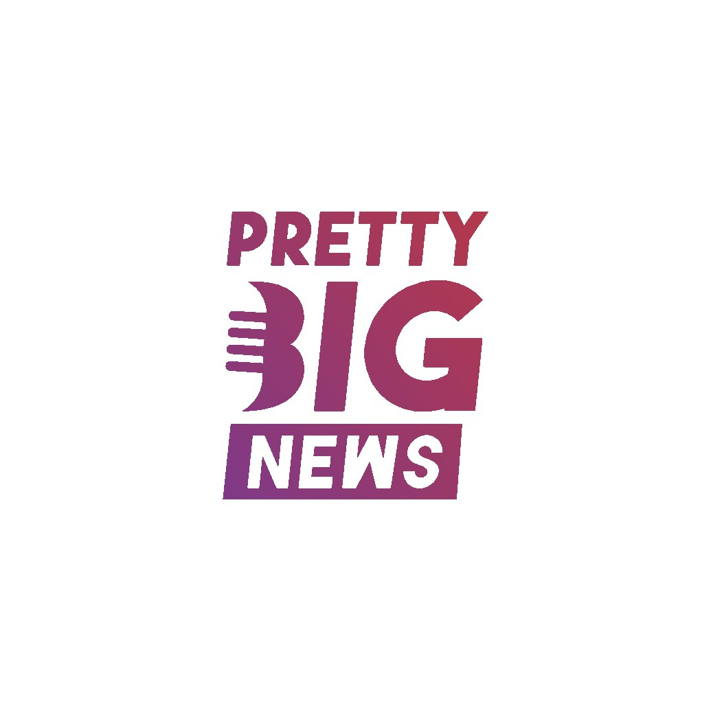 """Logo and Branding for New Podcast called """"Pretty Big News"""""""